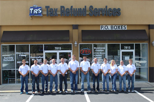 TRS Employees
